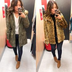 Looking for some new affordable fall pieces? Target is killing it in the sweaters, cardigans, and shoe selection right now and Sandy tries them on for you! Target Style Fall, Urban Fashion, Womens Fashion, Fashion Edgy, Autumn Winter Fashion, Fashion Fall, Daily Fashion, Trendy Outfits, Clothes For Women