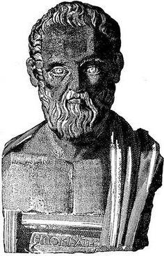 Protágorasera sofista e dizia que o homem era a medida das coisas, além de ser o único sofista amigo de Sócrates.