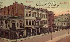 Bucuresti Calea Victoriei Cercul Militar 1901