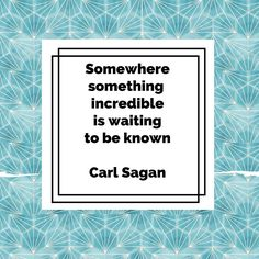 Somewhere...