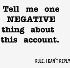Be honest! But please only comment if you like follow me or know me, don't just comment to be rude if you don't even follow me