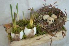 Desať dezertov s mascarpone pre víkendovú pohodu - Žena SME Serviettes Roses, Easter Crafts, Grapevine Wreath, Diy Gifts, Decoration, Diy And Crafts, Food And Drink, Home Decor, Events