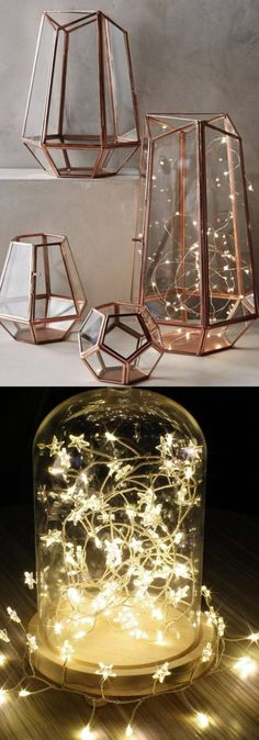 Awesome DIY Fairy Light Decor Ideas For Your House For 2019 Looking for fairy lighting ideas? Check out these creative and awesome diy fairy light decoration ideas that will bright your house. Fairy Lights In A Jar, Jar Lights, Hanging Lights, String Lights, Fairy Light Jar, Fairy Light Decor, Fairytale Bedroom, Garden Bedroom, Fairy Bedroom