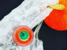 Happy Halloween  More on laquotidiennedele.com #Halloween #food #eyes #strangethings