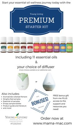 So you're ready to start using your very own essential oils and begin enjoying the amazing benefits they can hold for your health and wellbeing? Fantastic! This page will help you understand …