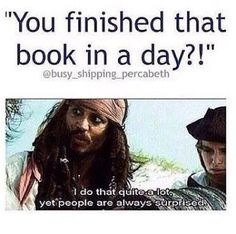pirates of the caribbean memes Books And Tea, I Love Books, Good Books, Books To Read, My Books, Johny Depp, Book Memes, Book Fandoms, Book Of Life