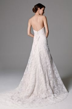Watters Brides Adair Gown   FALL 2015