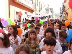 01 - Cercavila Trobades d'Escoles en Valencià 2013 a Pedreguer (393) Foto: laveupv.com
