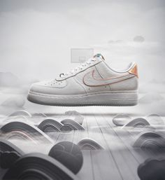 NIKE AF1 CHINA LIMITED EDITION by Jay Chi, via Behance