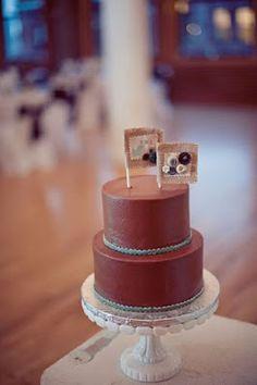 Wedding Cakes Pictures: anemone