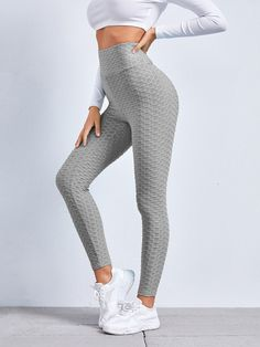 Leggings Sale, L And Light, Type Of Pants, Grey Pattern, Spandex Fabric, Colorful Leggings, Fashion News, Clothes For Women, Composition
