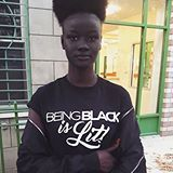 Frolicious Beauty @melaniin.goddess  #afrohair #teamnatural #afrodeutsch #afrogerman #naturalhair #ghana #naturalhaircare #twa #protectivehairstyle #afro #fro #naturalhairjunkie #nappy #teamtwa #4chairchicks #hairtip #hamburg #naturalhaircommunity #naturalhairdocare #frolicious #curlyhairbeauties #naturalhairdaily #froliciousbeauty #beingblack #blackgirlmagic #africaninspired #fashionblog #naturalhairblog
