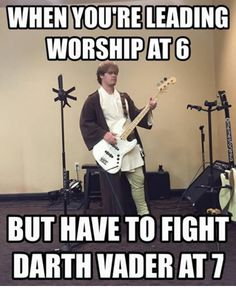 Funny #Worship Team Related