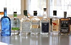 Top 10 New American Gins from DrinkSpirits.com. We're bringing in 3 from the list: Berkshire Mountain's Greylock, New Deal Recipe 33, and Greenhook Ginsmith. Taste what America is doing to revitalize gin.