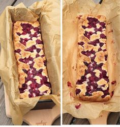 Hallonkaka i limpform – Lindas Bakskola Fika, Food Cakes, Freezer Meals, Meal Planning, Nom Nom, Cake Recipes, Bakery, Deserts, Healthy Recipes