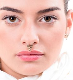 Septum Piercing, Septum Ring, Septum Jewelry, Silver Septum Piercing, 14K Gold  Piercing Jewelry, septum jewelry 16g, Tribal Septum Ring by Alagia on Etsy