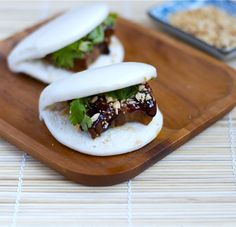 Taiwanese-Style Pork Belly Buns