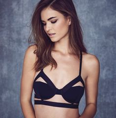 Entwined Set by True&Co. at True&Co! - Embrace your inner temptress with seriously sexy, femme fatale-approved details. Lingerie Models, Lingerie Set, Women Lingerie, Panty Design, True Co, Pretty Bras, 49er, Just Girly Things, Bra And Panty Sets