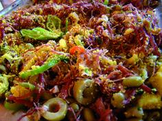 Arrumadinho de feijão-caupi verde Confira a receita no Portal Embrapa. #feijão-caupi #receitas #cowpea #brazilianfoods
