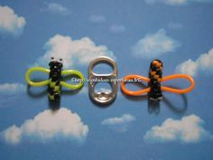 another nice example for the business Plastic Lace Crafts, Girl Scout Camping, Lace Bracelet, Paracord Projects, Camping Crafts, Pony Beads, Girl Scouts, Ladybug, Bee