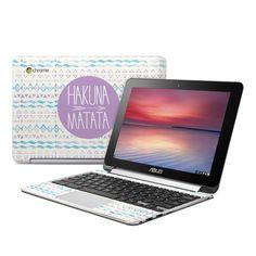 Hakuna Matata Asus Chromebook Flip C100 Skin