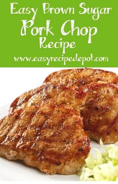 This quick and easy recipe is… Unbelievable Brown Sugar Glazed Pork Chops Recipe. This quick and easy recipe is so simple to make and absolutely delicious! Easy Pork Chop Recipes, Pork Recipes, Cooking Recipes, Healthy Recipes, Delicious Recipes, Cooking Tips, Chicken Recipes, Healthy Food, Tasty