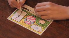 驚きを贈るグリーティングカード カクトAR - kakutoAR