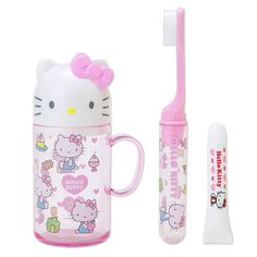 Hello Kitty Dental & cup Sanrio online shop - official mail order site
