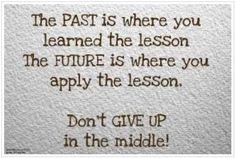 well said..