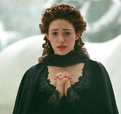 The Phantom of the Opera. 2004 Film. Emmy Rossum as Christine.