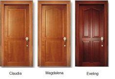 Para puertas principales e interiores, la madera le da mayor plusvalí a a su casa.
