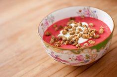 Kwark met witte mulberries - Rens Kroes