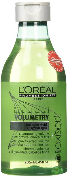 L'Oreal Paris Professionnel Expert Serie - Volumetry Anti-Gravity Effect Volume Shampoo For Fine Hair 250Ml/8.45Oz -- Click on the image for additional details.