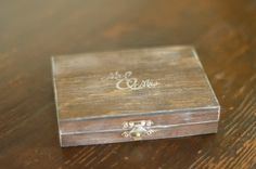 Mr. and Mrs. Ring Bearer Box by Burlap and Linen Co. by BurlapandLinenCo on Etsy https://www.etsy.com/listing/191769827/mr-and-mrs-ring-bearer-box-by-burlap-and