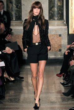 Emilio Pucci Fall 2013 Ready-to-Wear Fashion Show - Amanda Laine