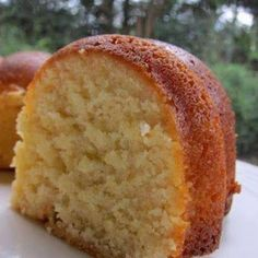 This pound cake is the kind of recipe that keeps getting handed down. It's that GOOD and perfectly classic. Serve plain, or with some fresh berries on top.