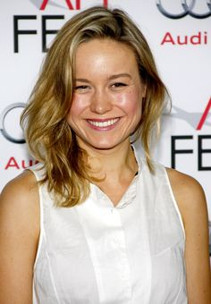 Brie-Larson at AFI Fest - wowing in natural hair and makeup