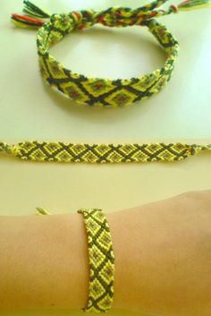 Friendship Bracelets21 by alex-tema.deviantart.com on @DeviantArt