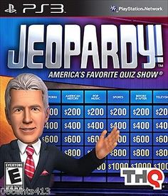 Create A Jeopardy Game