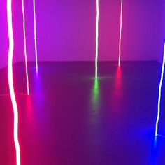 A very nice neon installation by Peter Coffin.