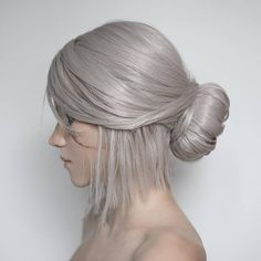 Made to order: Ciri Cirilla cosplay wig from witcher 3 wild