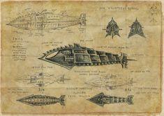 Jules Verne Nautilus Submarine Plans   Jules Verne's Nautilus http://stabbedwithacarrot.deviantart.com/art ...