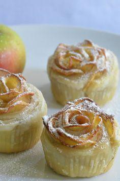 Celebration Treats 4U: Ruusuiset omenaleivokset Joko, Cheesecake, Treats, Desserts, Celebration, Sweet Like Candy, Tailgate Desserts, Goodies, Deserts
