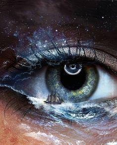 photo editing,photo manipulation,photo creative,camera effects Surrealism Photography, Eye Photography, Amazing Photography, Beautiful Artwork, Beautiful Eyes, Eyes Artwork, Paintings Of Eyes, Aesthetic Eyes, Photos Of Eyes