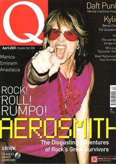 Aerosmith, Steven Tyler
