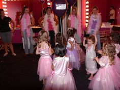 GLAMOUR BIRTHDAY PARTY!!!  Sharkey's Cuts For Kids, Burlington ON | Ourbis