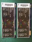 #Ticket  2 Biglietti dei Coldplay Primo Anello Rosso Numerato V Fila 1 #italia