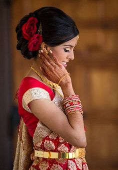 Hairstyles for indian wedding reception indian wedding reception hairstyle holly. - Hairstyles for indian wedding reception indian wedding reception hairstyle hollywood official - Mehndi Hairstyles, Indian Wedding Hairstyles, Bride Hairstyles, Office Hairstyles, Stylish Hairstyles, Hairstyles Videos, School Hairstyles, Easy Hairstyles, Wedding Reception Hairstyles