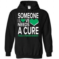Love - Fragile X Syndrome - #teacher gift #gift for mom. MORE INFO => https://www.sunfrog.com/LifeStyle/Love--Fragile-X-Syndrome-1820-Black-Hoodie.html?68278