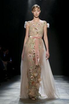 Marchesa Ready To Wear Fall Winter 2017 New York